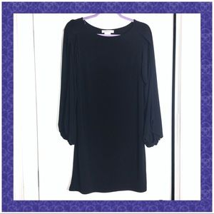 Gorgeous Black Sheath Dress